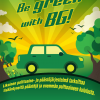 BE GREEN WITH BG
